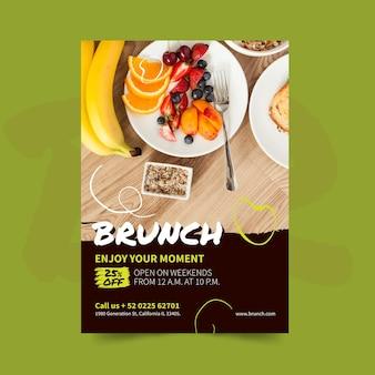 Brunch poster concept