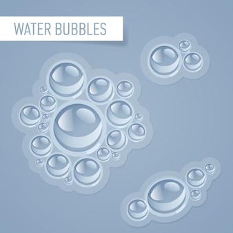 Bubbels om te drinken