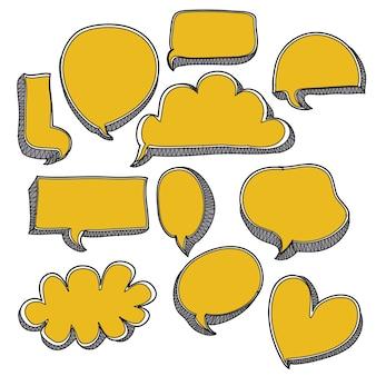 Bubbels pictogrammen