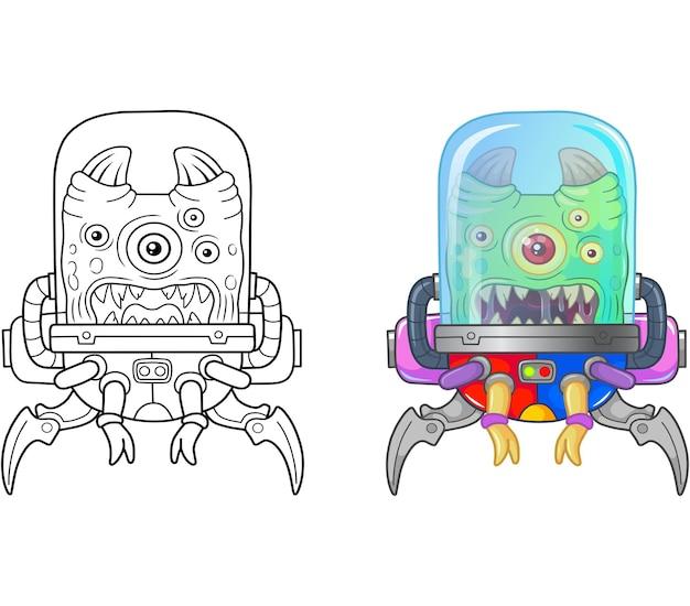 Buitenaards monster