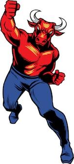 Bull power punch