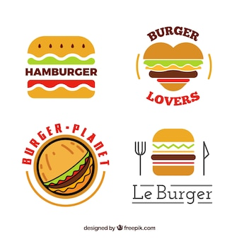 Burger log ocollection