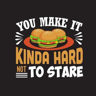 Burger quote