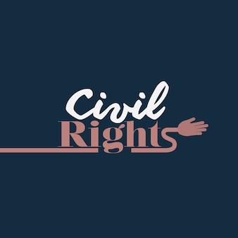 Burgerrechten ontwerp