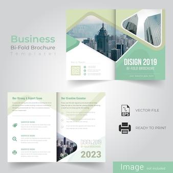 Business bi vouw brochure