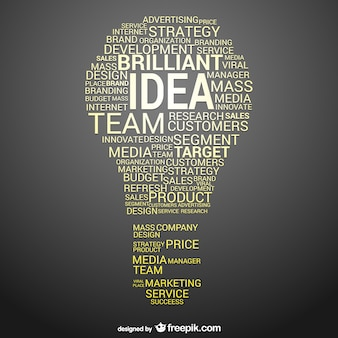 Business idee conceptuele vector