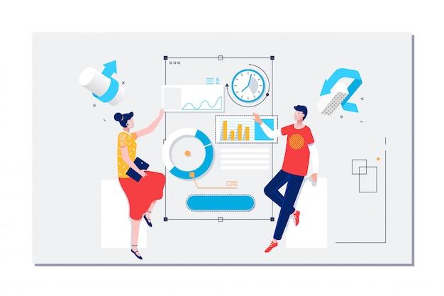 Business workflow management en kantoorsituaties