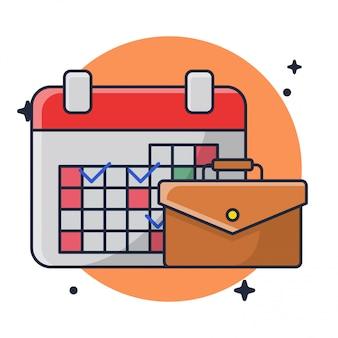 Businessplan kalender