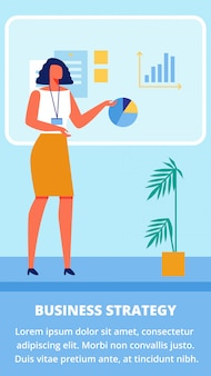 Businness-training voor vrouwen businness-strategie