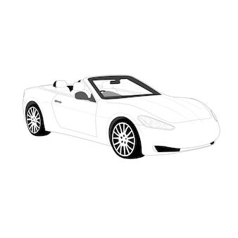 Cabriolet auto