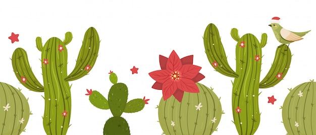 Cactus cartoon afbeelding