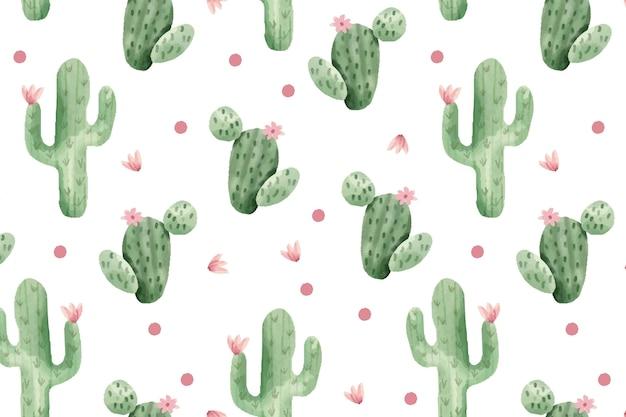 Cactus patroon concept