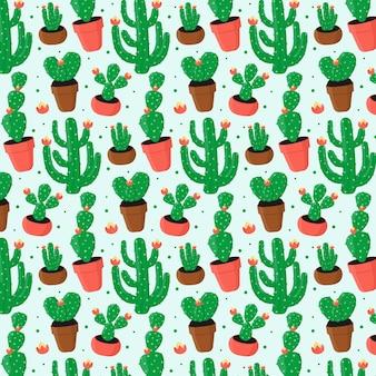 Cactus patroon pack