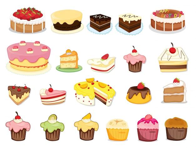 Cake collectie