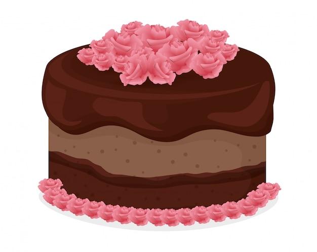 Cake ontwerp.