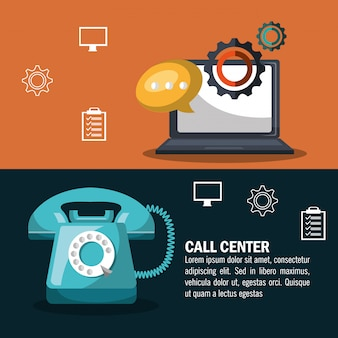 Call center ontwerp