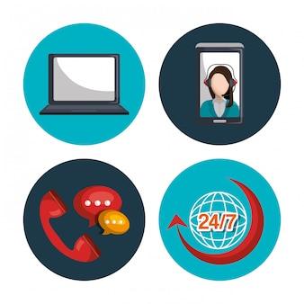 Call center ontwerp