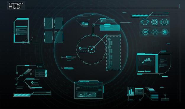 Call-outs titels. markeringsbalklabels, informatie-oproepboxbalken en moderne digitale info. tech digitale infoboxen hud-sjablonen. futuristische set reclamecommunicatie. vector illustratie