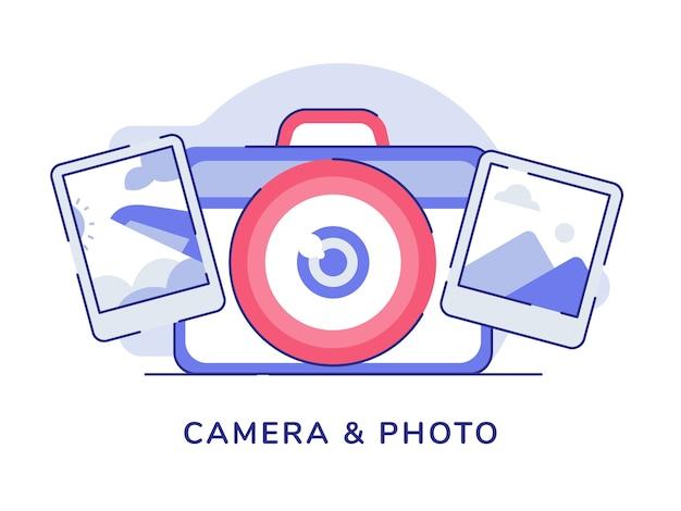 Camera en foto fotografie foto