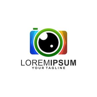 Camera, fotografie-logo