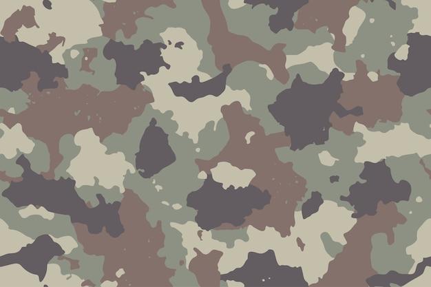 Camouflage naadloos patroon met canvas mesh. camouflage in trendy stijl, herhaalprint.