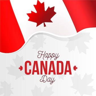 Canada day viering thema