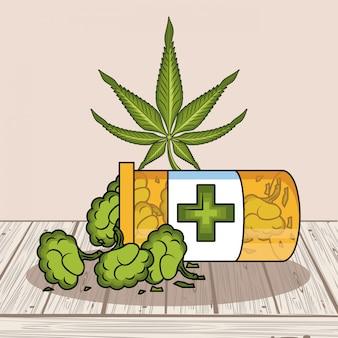 Cannabis natuurlijke geneeskunde