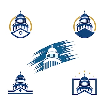 Capitol pictogramserie