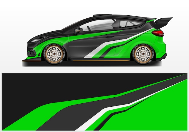 Car wrap ontwerpen