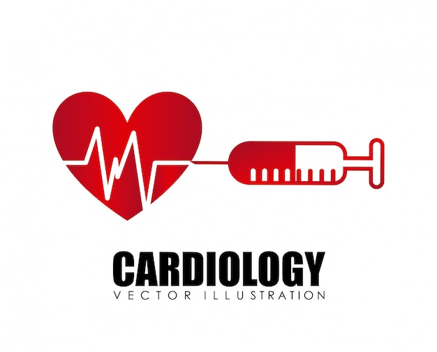 Cardiologie pictogram