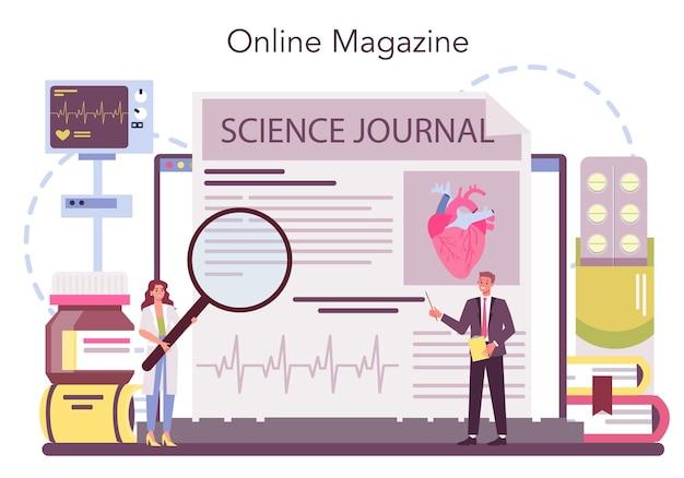 Cardioloog online service of platform