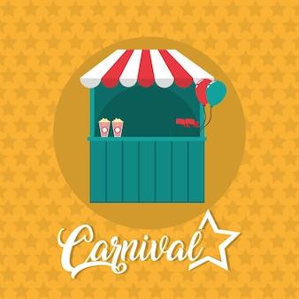 Carnaval-festivalconcept