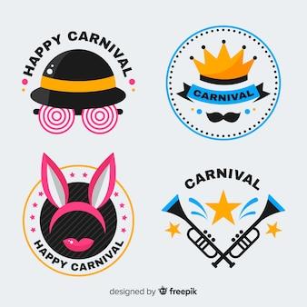 Carnival-labelverzameling