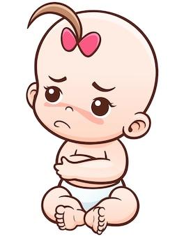 Cartoon boos baby