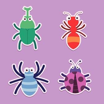 Cartoon tekenen met bugs