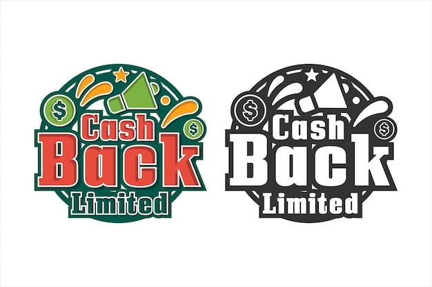 Cashback beperkt premium ontwerp