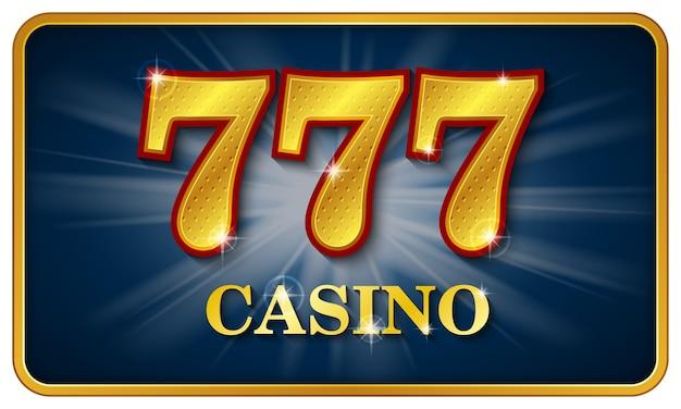 Casino 777 grote overwinning
