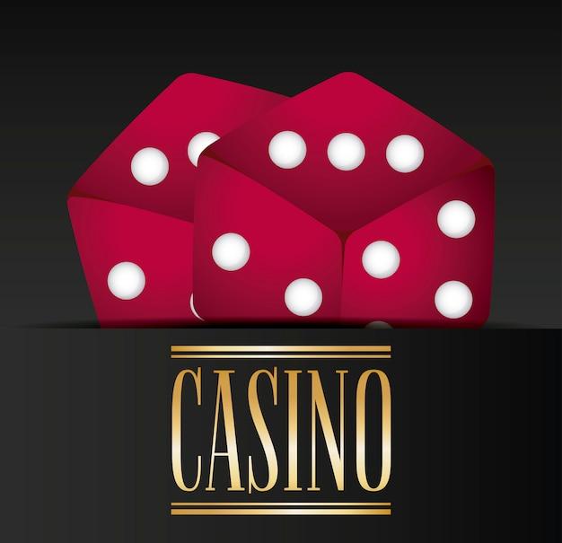 Casino dobbelstenen