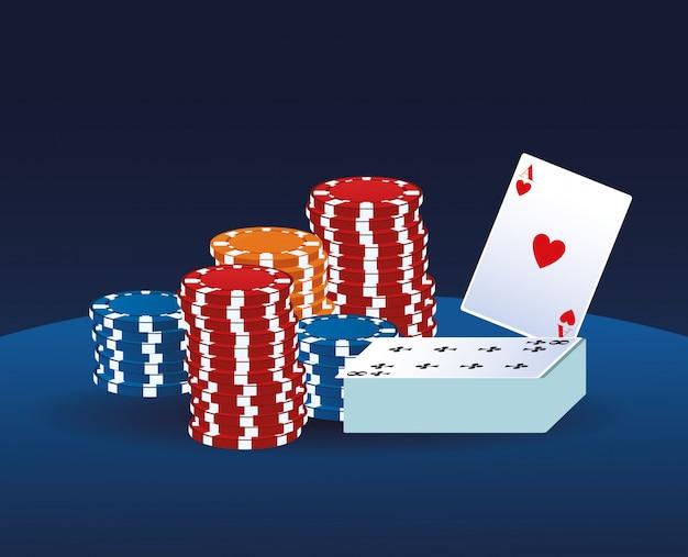 Casino game cartoons
