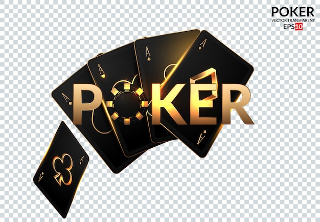 Casino-ontwerpelementen pokerfiches, speelkaarten en craps.
