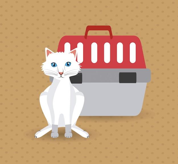 Cat ontwerp.