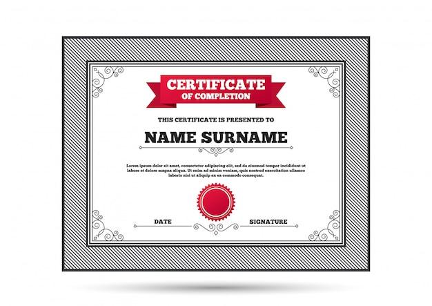 Certificaat document