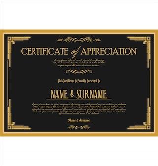 Certificaat van waardering