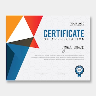 Certificaatsjabloon