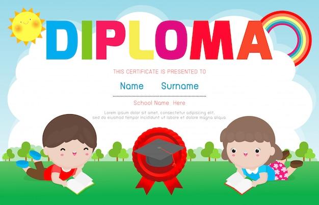 Certificaten kleuterschool en basisonderwijs