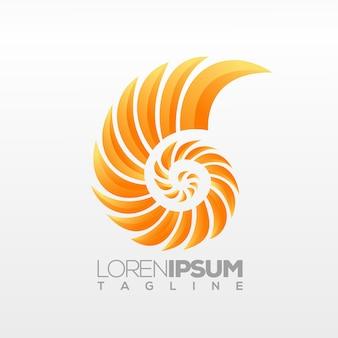 Chambered nautilus-logo