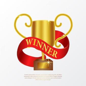 Champion trofee-poster