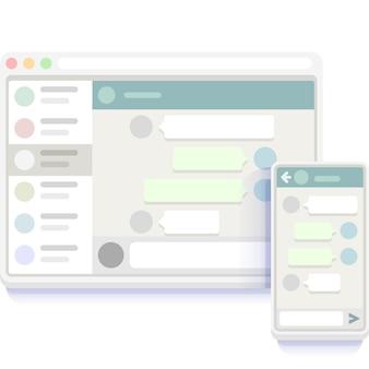 Chat-app