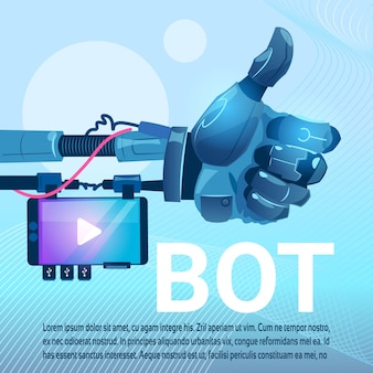 Chat bot gratis robot virtuele hulp van website of mobiele toepassingen, kunstmatige intelligentie co