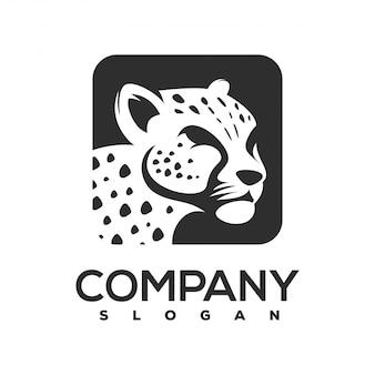 Cheetah-logo klaar voor gebruik